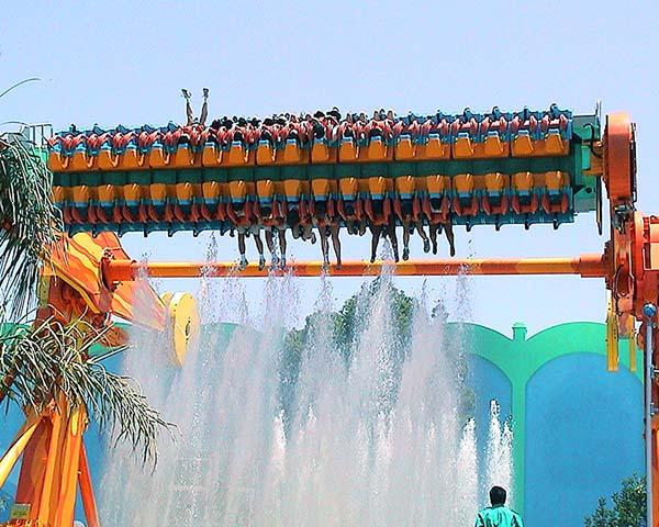 Beston Theme Park Top Spin Rides