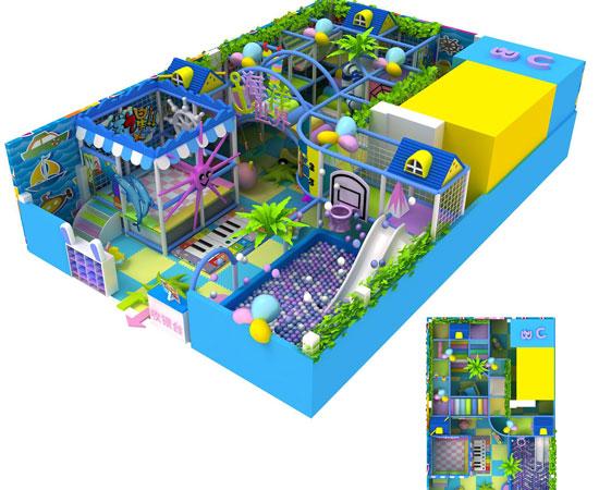 Buy Indoor Playground Equipment In Philippines